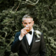 pacific North West Photographer wedding at Gods mountain on the lake with Californian Tuscany feel